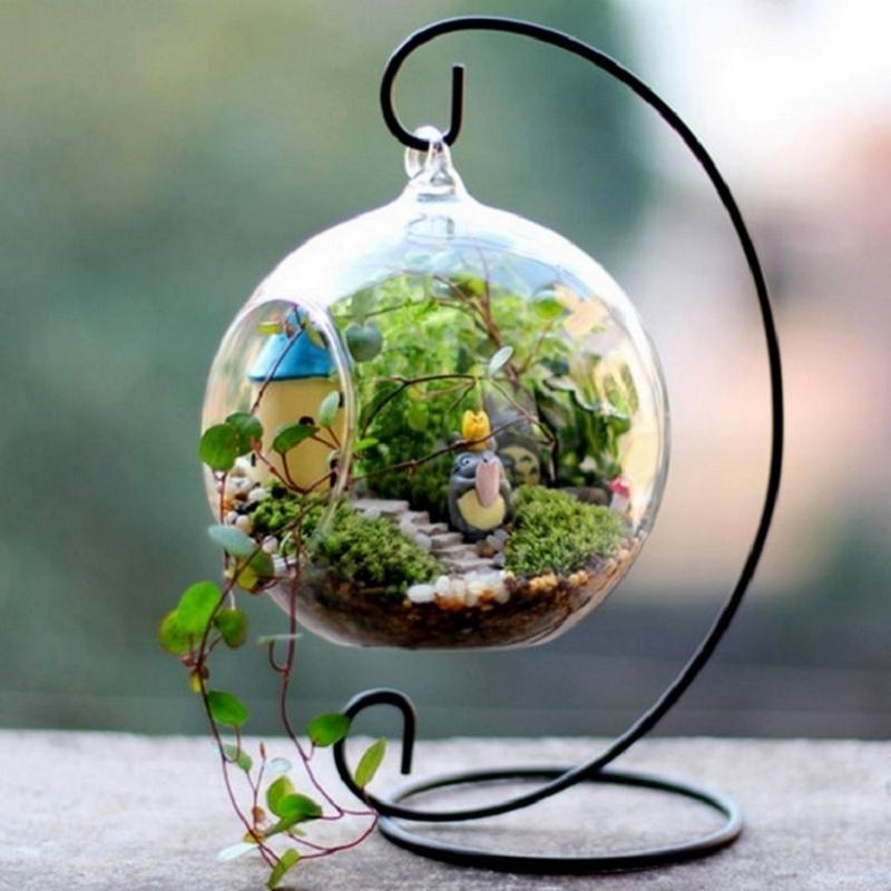 Подвесной флорариум в подарок