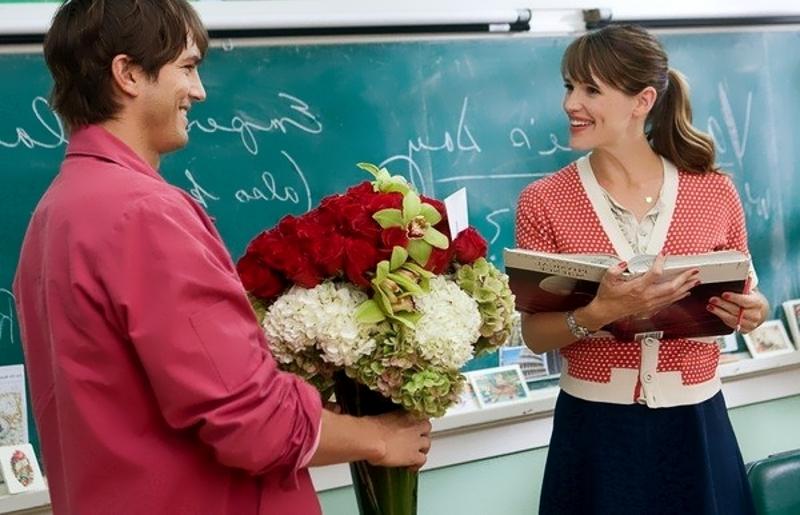 Поздравление от мужчин учителей