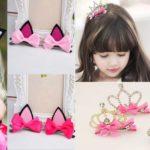 Фото 32: Оригинальные заколки для девочек в подарок девочкам на 8 марта