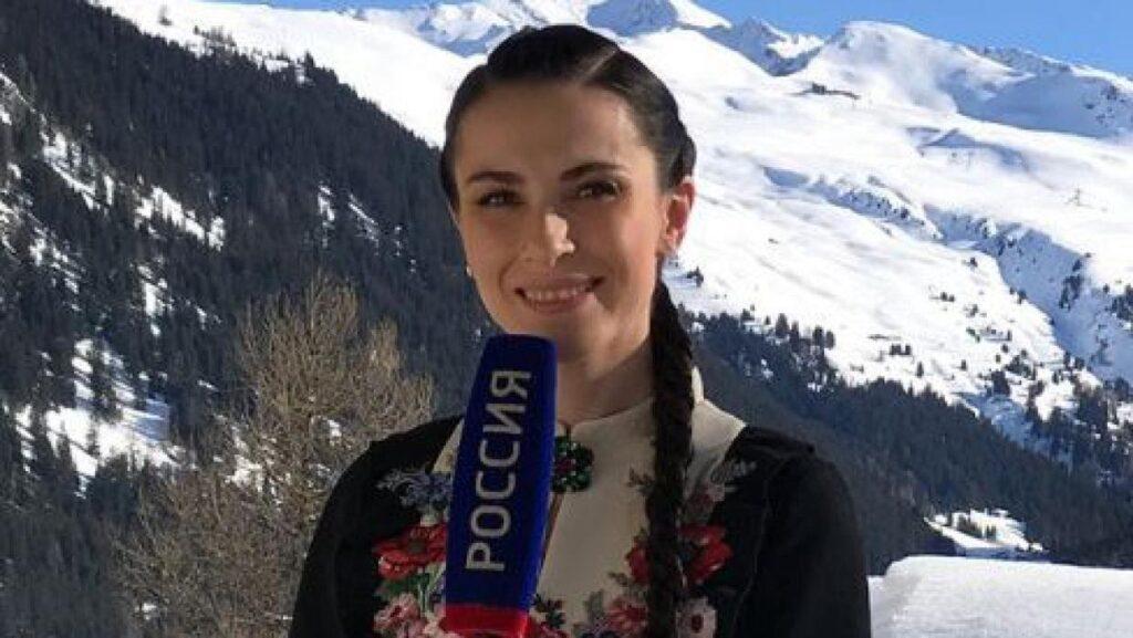Наиля Аскер-заде в эфире