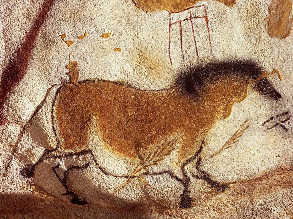 Изображения времен палеолита