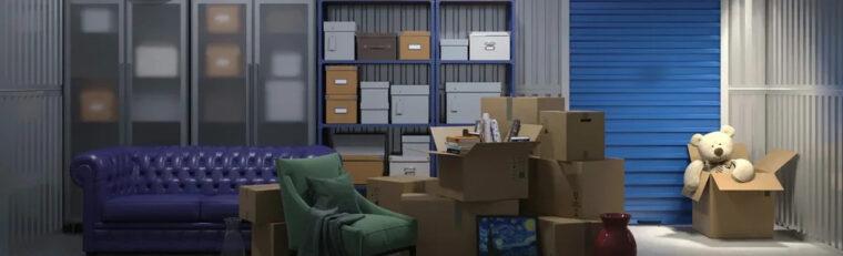 Хранение вещей и мебели на время ремонта