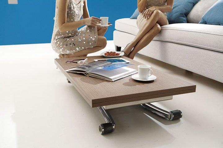 Конструкция раскладывающегося стола