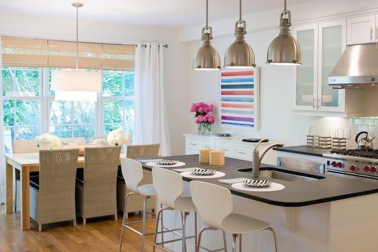 Планировка кухни-столовой