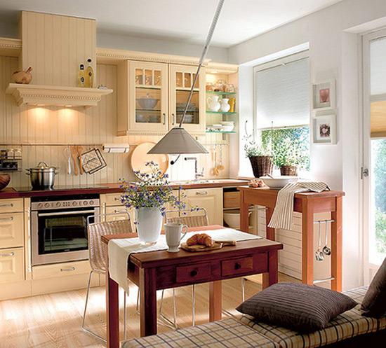 Кухня-гостиная 12 метров