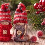 Фото 50: Вязанные игрушки для елочки