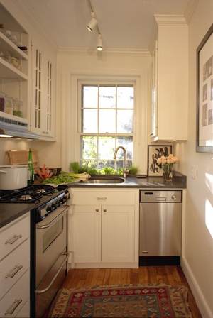 Принцип дизайна кухни