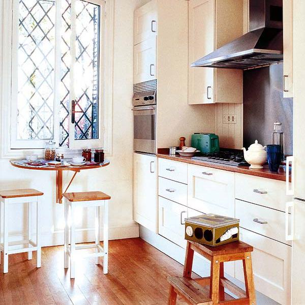 Кухонный гарнитур для узкой кухни