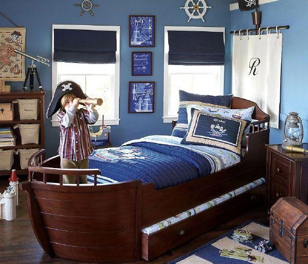 детская морская комната