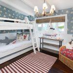 Фото 82: Дизайн детской комнаты в морском стиле фото