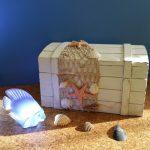 Фото 63: Сундук для игрушек в виде сундука с сокровищами