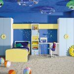Фото 105: Подводный мир в детской