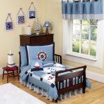 Фото 114: Спальня в морском стиле детская