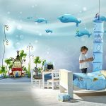 Фото 116: Детская комната в морском стиле