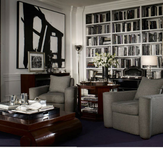 Art Deco Mobel Ralph Lauren Home
