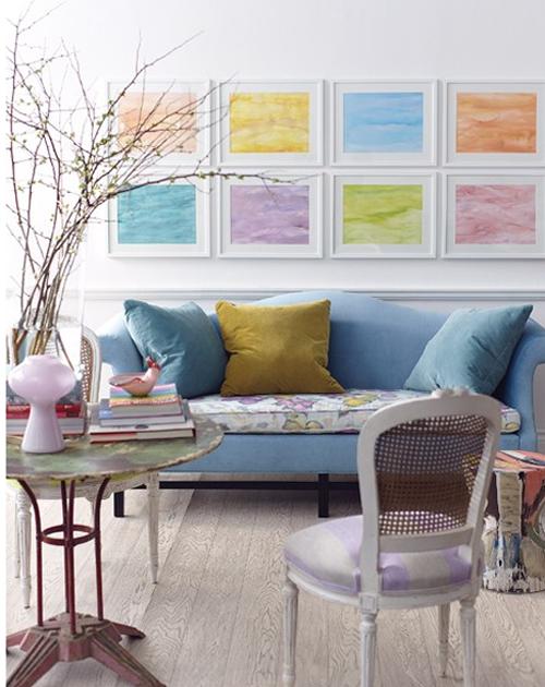Идеальные сочетания цветов в интерьере спальни
