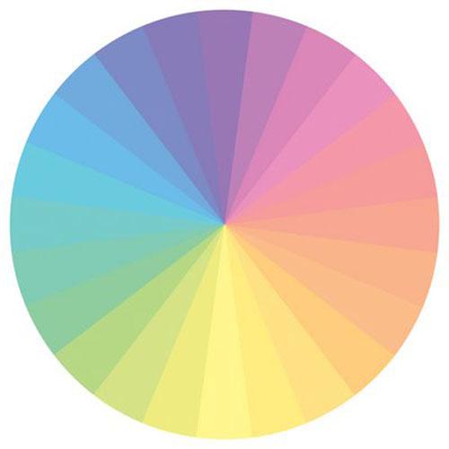 Палитра пастельных цветов