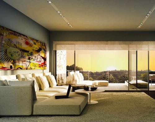 Дизайн и планировка гостиной