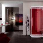 Фото 5: Современная душевая в ванной