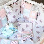 Фото 110: Мягкие бордюры для кроватки