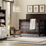 Фото 123: Комната новорождённого в классическом стиле