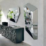 Фото 59: Зеркальная композиция в современном стиле