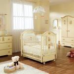 Фото 65: Ламинат в комнате новрождённого