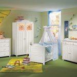 Фото 91: Настольное освещение в комнате для новорождённого