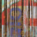 Фото 98: Нитяные шторы с рисунком