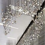 Фото 106: Подвесная гирлянда из зеркал