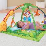 Фото 114: Развивающий коврик для новорождённого