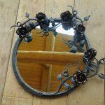 Фото 113: Зеркало с ковкой