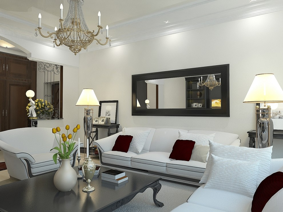 Living Room Hollywood  The Best Living Room Design