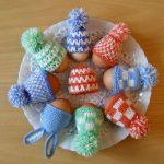 Фото 105: Шапочки для яиц