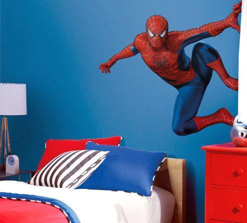 """Детская комната """"Человек-паук"""""""