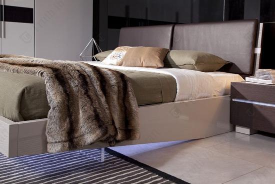 Ассиметричная кровать