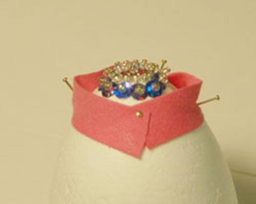 Мастер-класс пасхальных яиц из бисера