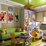 Фото 181: Мебель в детскую комнату для мальчика фото