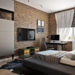 Фото 137: Комната для подростка в стиле лофт