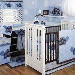 Фото 24: Мебель в комнате для новорождённого мальчика