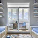 Фото 46: Расширение пространства детской для мальчиков за счёт балкона