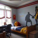 Фото 158: Детская комната для баскетболистов