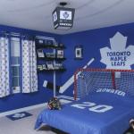 Фото 159: Детская комната хоккеиста