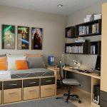 Фото 195: Маленька комната для мальчика подростка