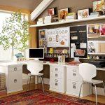 Фото 50: Письменный стол и стол для компьютера в детской