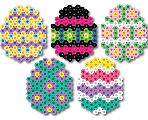 Схема для пасхальных яиц из бисера