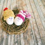 Фото 69: Шапочки для яиц