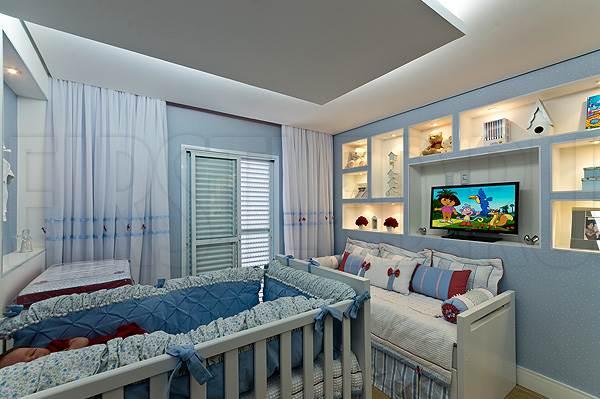 Светодиодная подсветка в детской комнате
