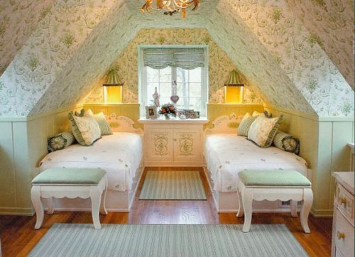 Дизайн комнаты для дачи своими руками 165