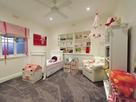Ковролин в детскую комнату фото